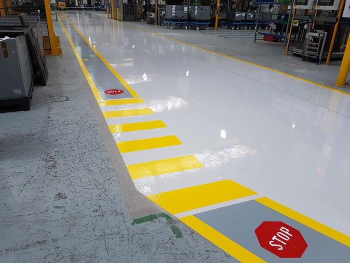 Typy & Tipy: Epoxidove podlahy (nejen) pro aplikátory - 1. Příprava podkladu epoxidovou podlahu