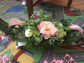 Umělá kytice na stůl ,