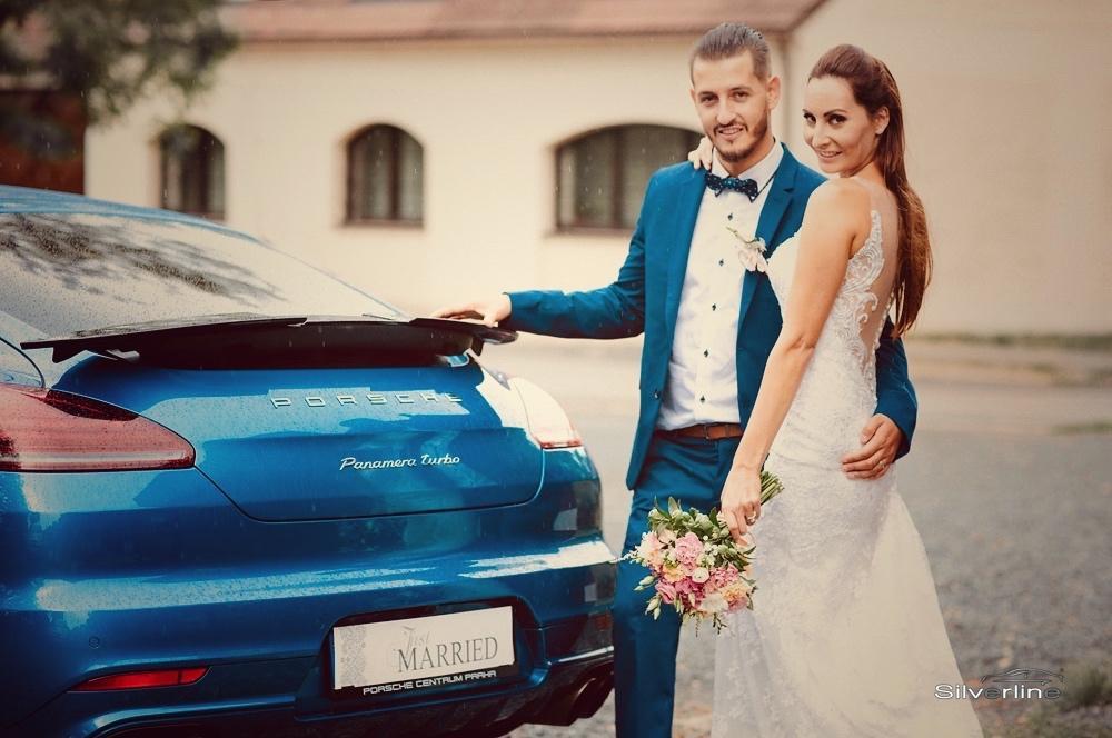 Svatební den Míši a Toma - Obrázek č. 1