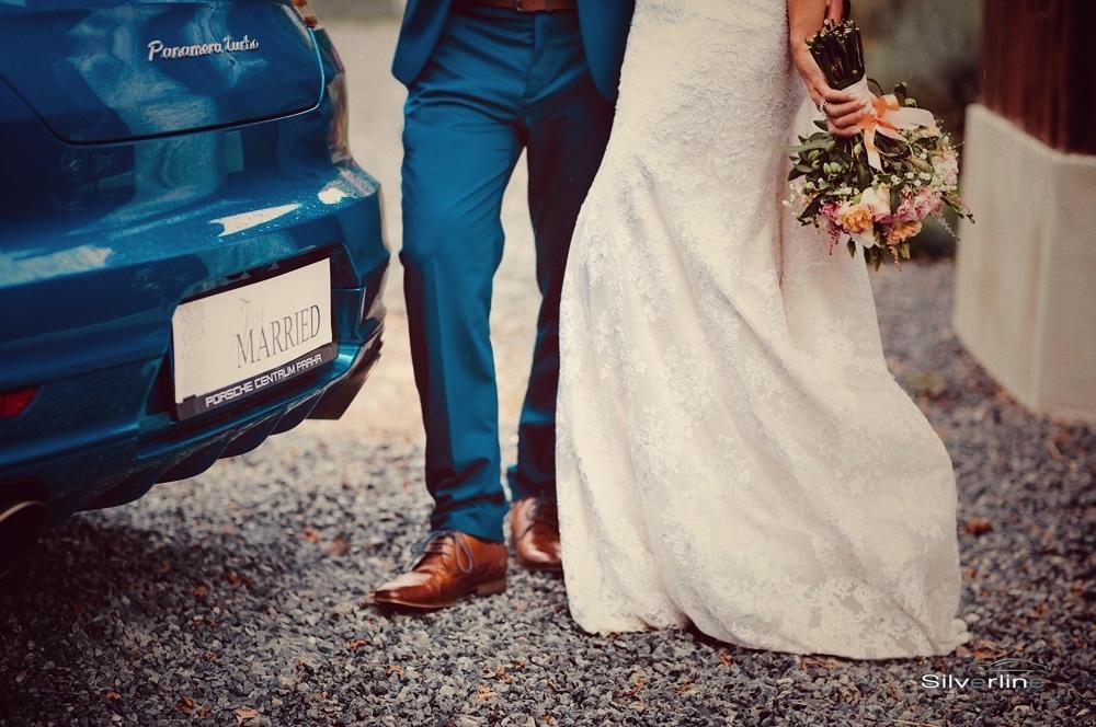 Svatební den Míši a Toma - Obrázek č. 2