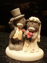 Medvídci na dort už doma