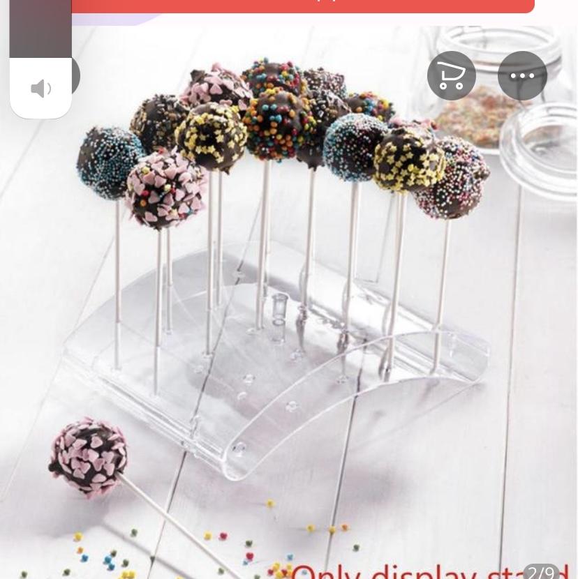 nádobka na lizatka, koláčiky - Obrázok č. 2