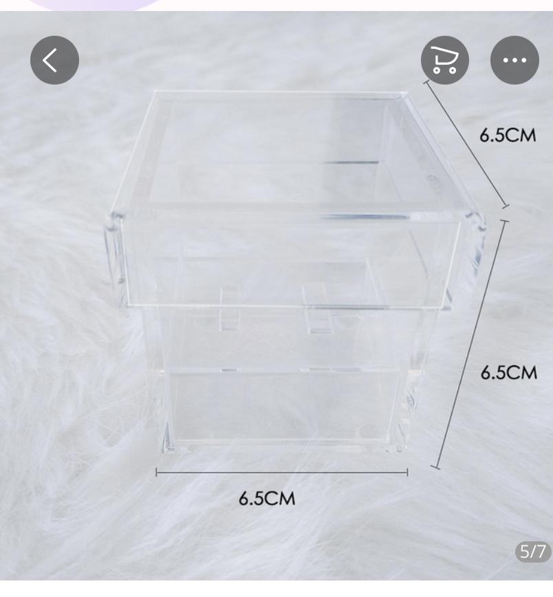 krabička na prstienky - Obrázok č. 1