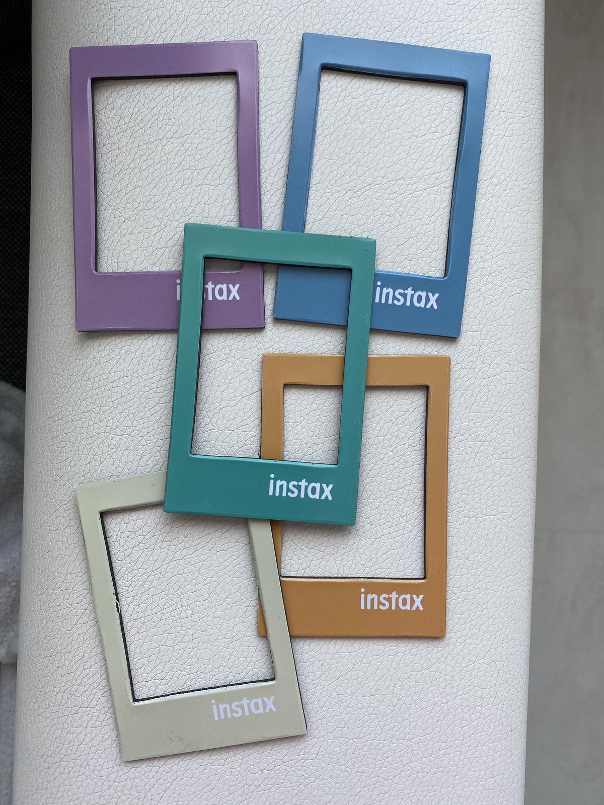 rámčeky na instax fotky - Obrázok č. 1