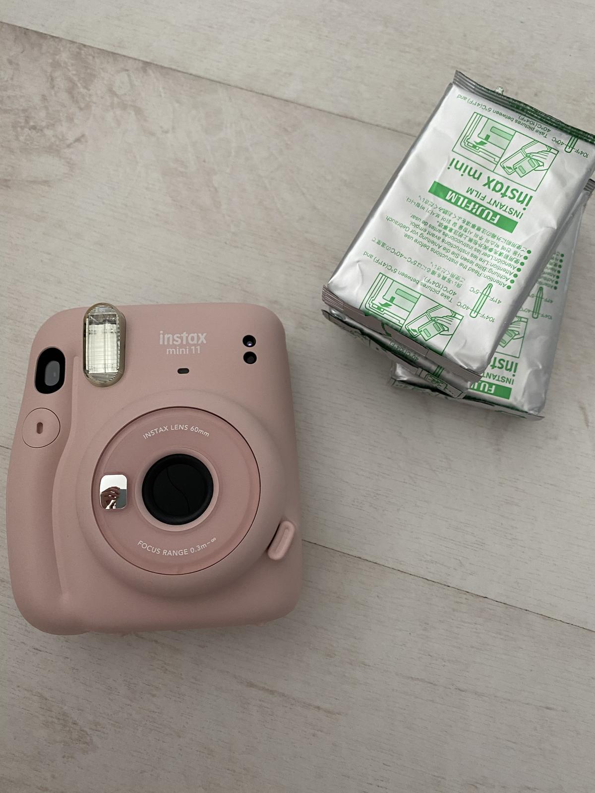 instax mini 11 blush-pink - Obrázok č. 1