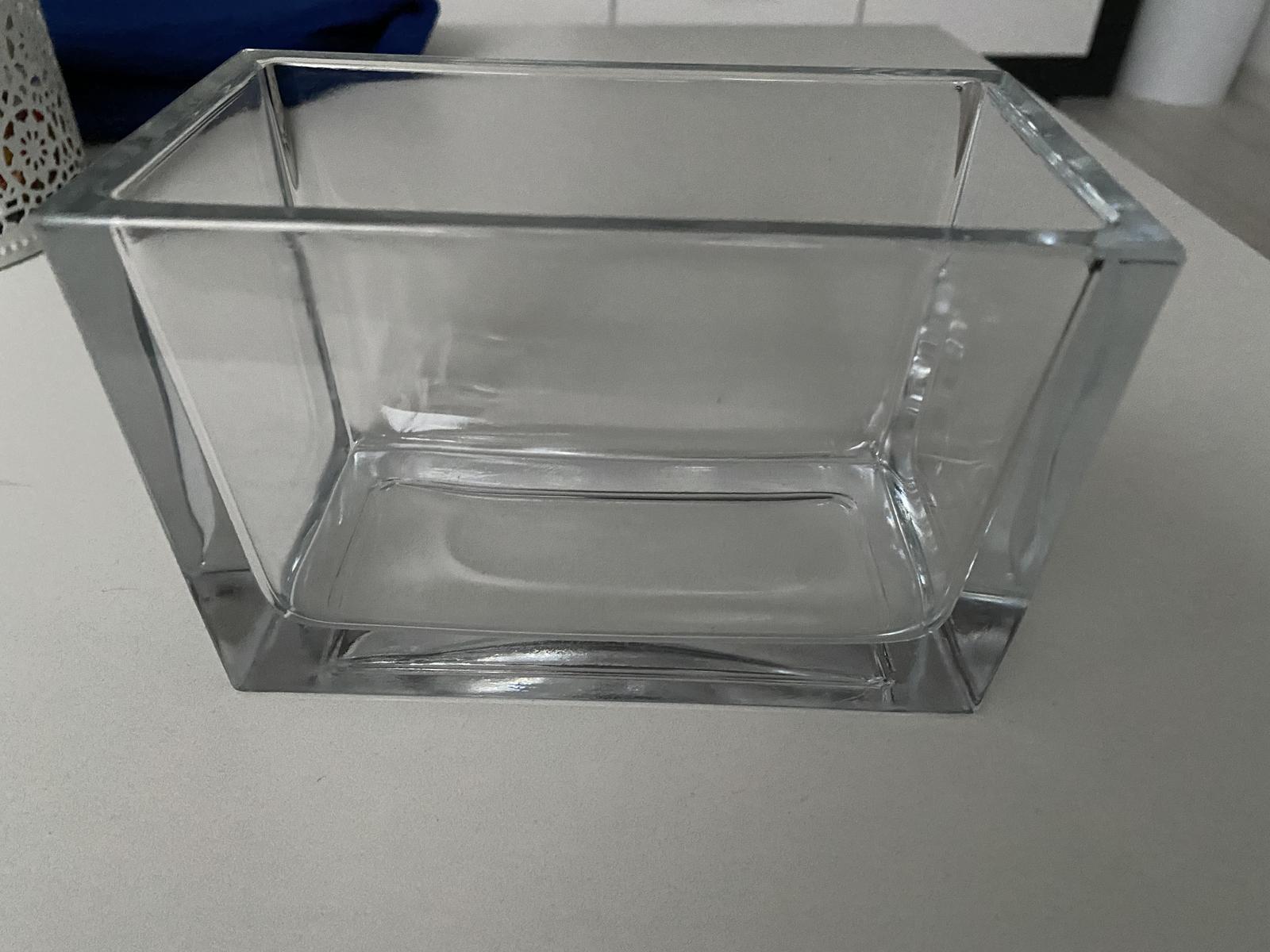 sklenená nádoba - Obrázok č. 1