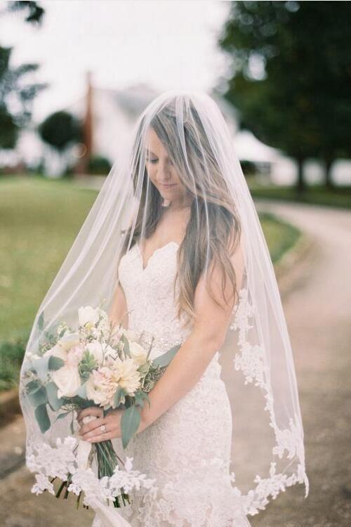Svatební závoj v hlavní roli - Obrázek č. 3