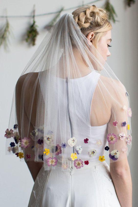 Svatební závoj v hlavní roli - Obrázek č. 5