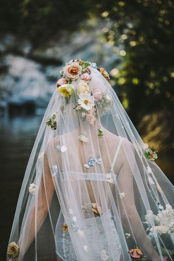 Svatební závoj v hlavní roli - Obrázek č. 2