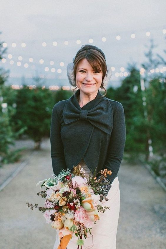 Svatební bolerka, pláštěnky, bundy a jiné přikrývky - Obrázek č. 14