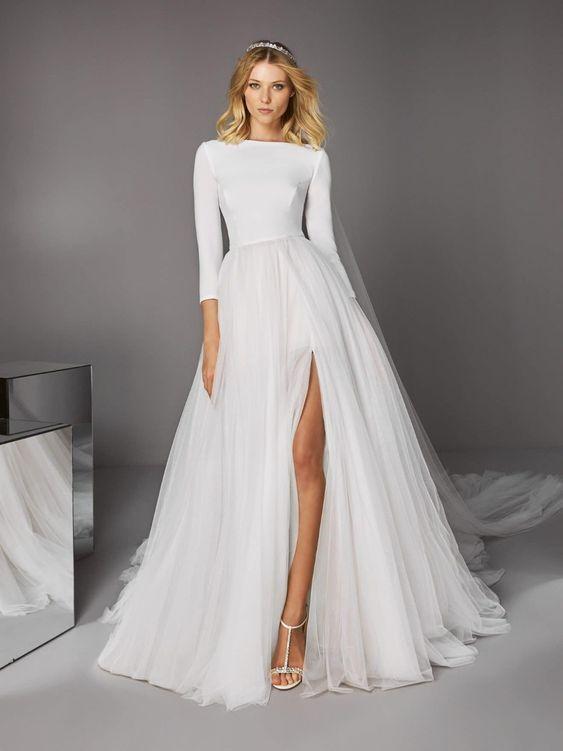 Svatební šaty Pronovias - Obrázek č. 4