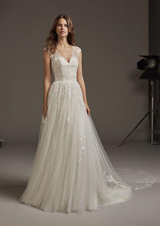 Svatební šaty Pronovias - Obrázek č. 5