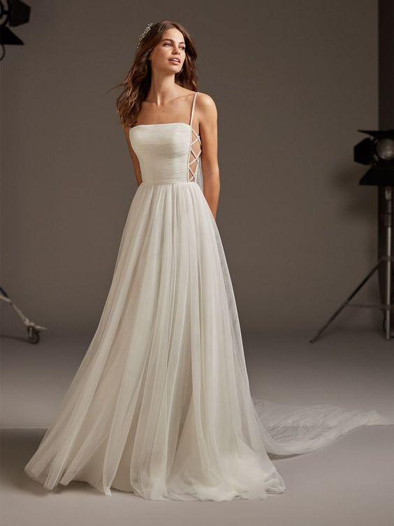 Svatební šaty Pronovias - Obrázek č. 2