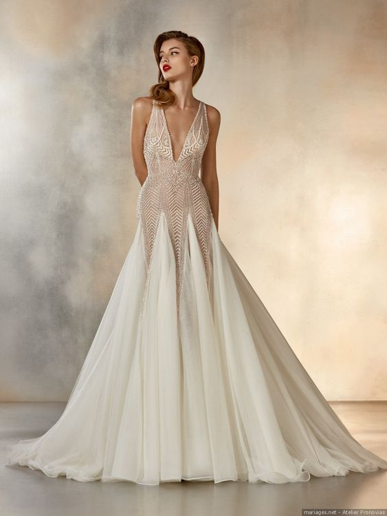 Svatební šaty Pronovias - Obrázek č. 7