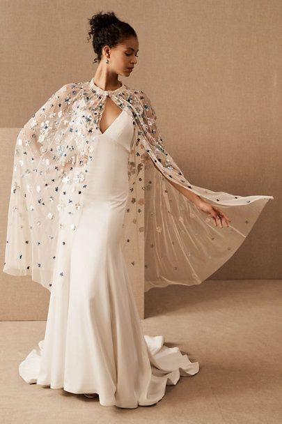 Svatební bolerka, pláštěnky, bundy a jiné přikrývky - Obrázek č. 23