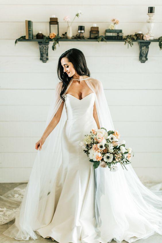 Svatební bolerka, pláštěnky, bundy a jiné přikrývky - Obrázek č. 29