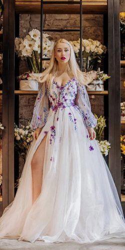 Barevné svatební šaty - Obrázek č. 20