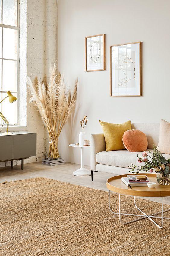 Podzimní dekorace v obývacím pokoji - Obrázek č. 9