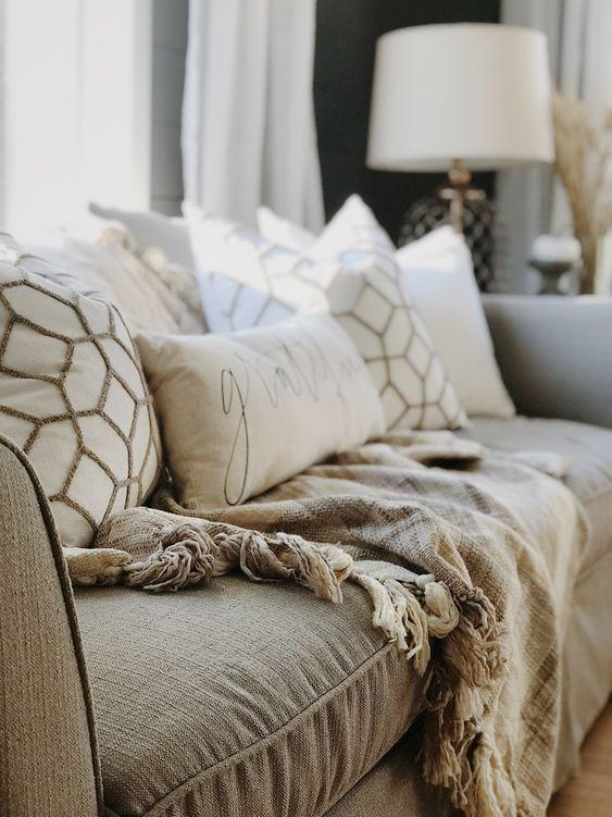 Podzimní dekorace v obývacím pokoji - Obrázek č. 16