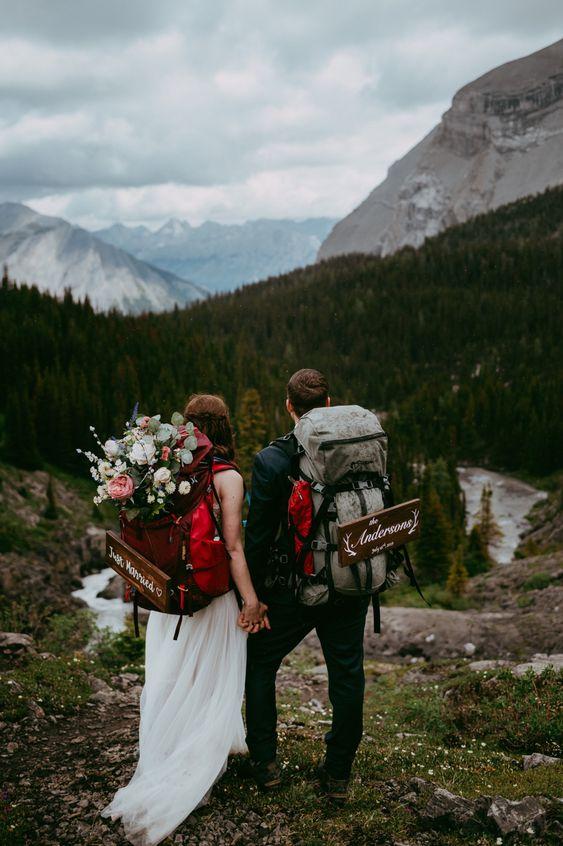Moje vysněná přírodní svatba