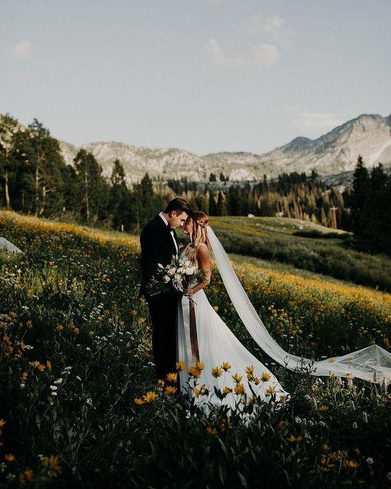 Moje vysněná přírodní svatba - Obrázek č. 23
