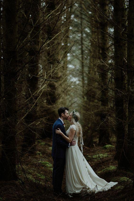 Moje vysněná přírodní svatba - Obrázek č. 18