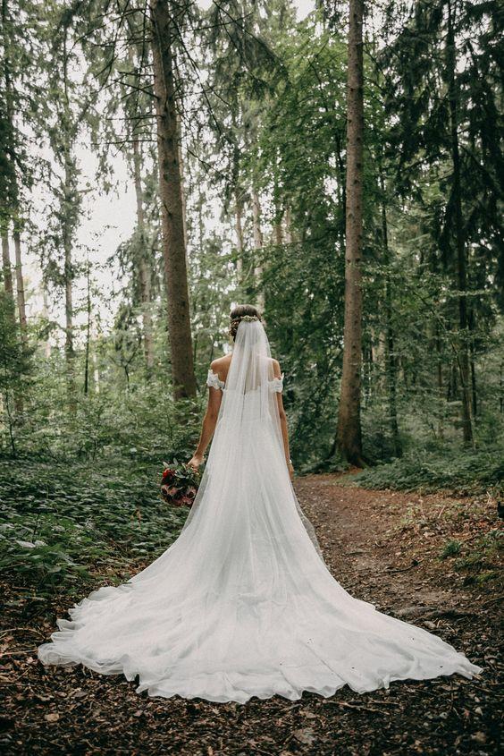 Moje vysněná přírodní svatba - Obrázek č. 5