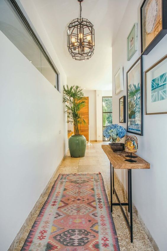 Vstup do bytu či domu nemusí být nuda - Obrázek č. 17