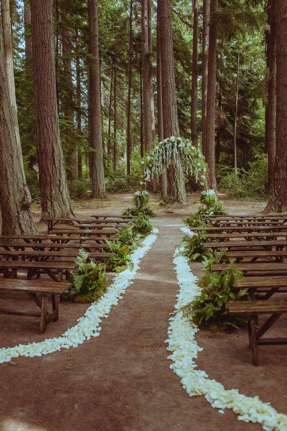 Moje vysněná přírodní svatba - Obrázek č. 33