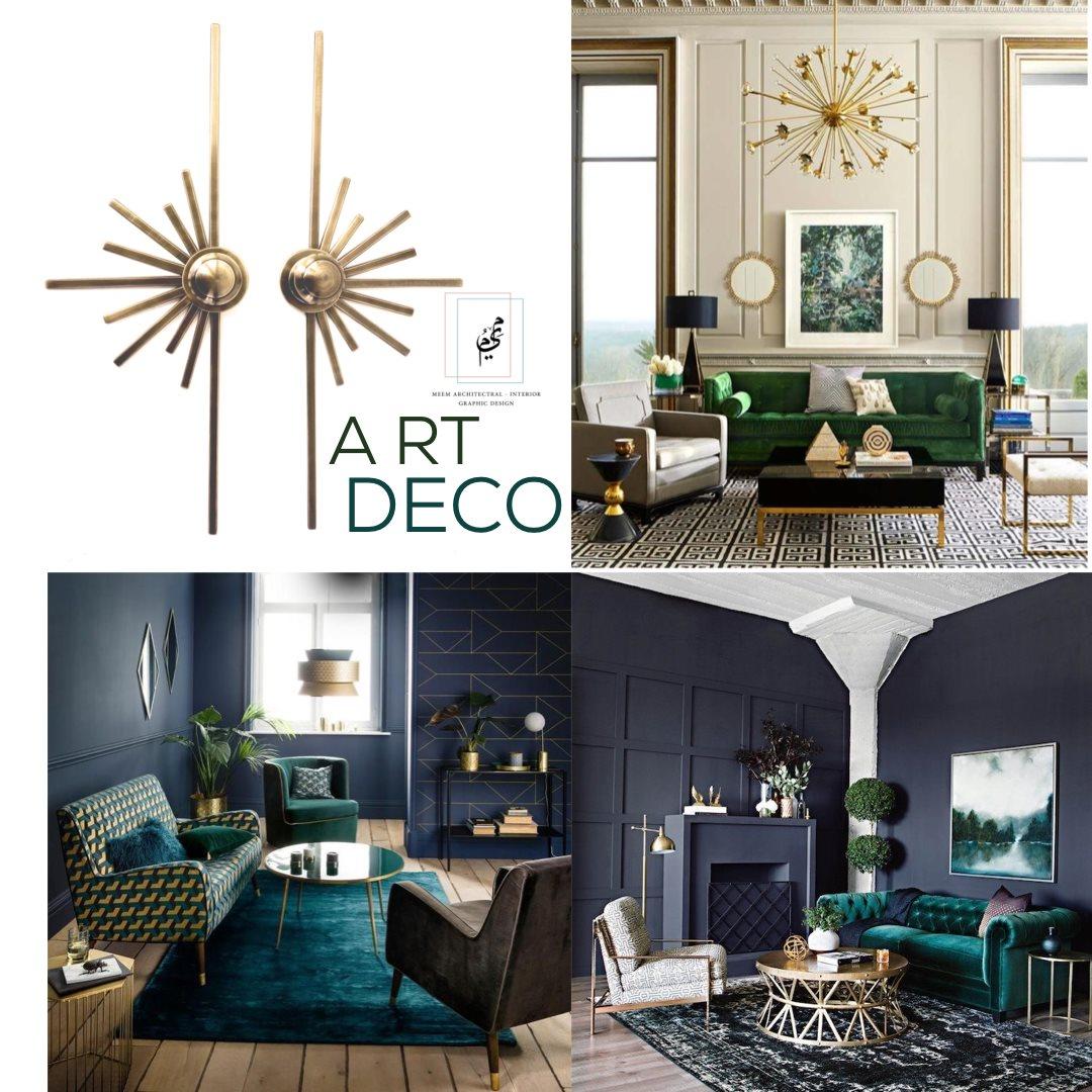 Art deco s klasickými prvky - trend pro rok 2021 - Obrázek č. 17