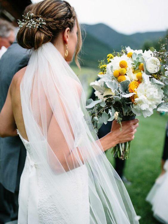 Svatební závoj v hlavní roli - Obrázek č. 21