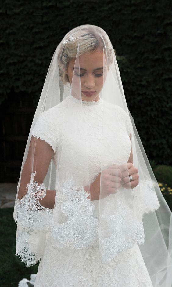 Svatební závoj v hlavní roli - Obrázek č. 22