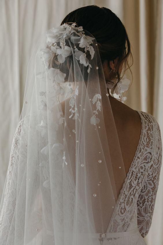 Svatební závoj v hlavní roli - Obrázek č. 19