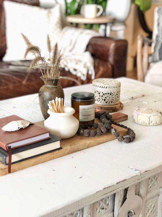 Podzimní dekorace v obývacím pokoji - Obrázek č. 41