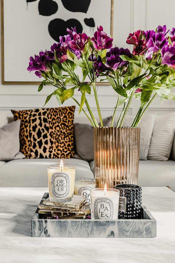 Podzimní dekorace v obývacím pokoji - Obrázek č. 43