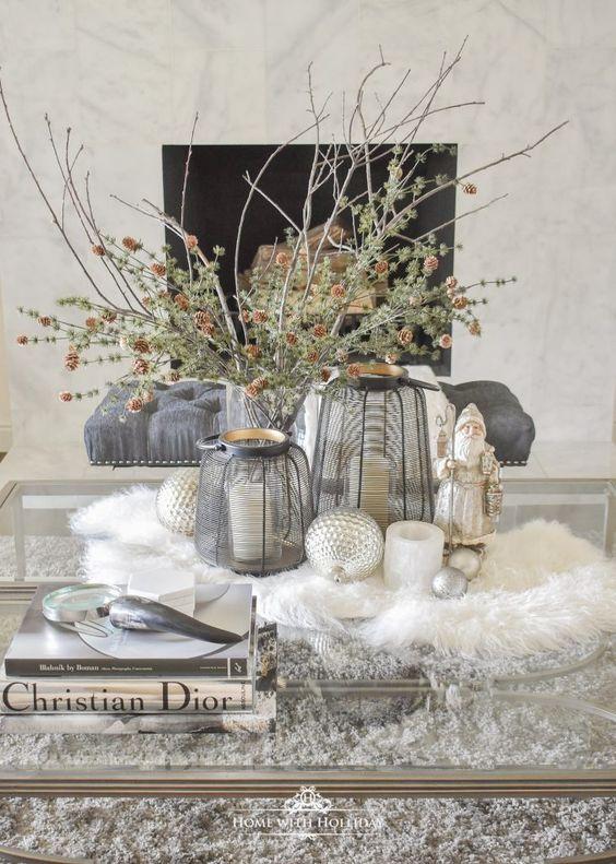 Podzimní dekorace v obývacím pokoji - Obrázek č. 40