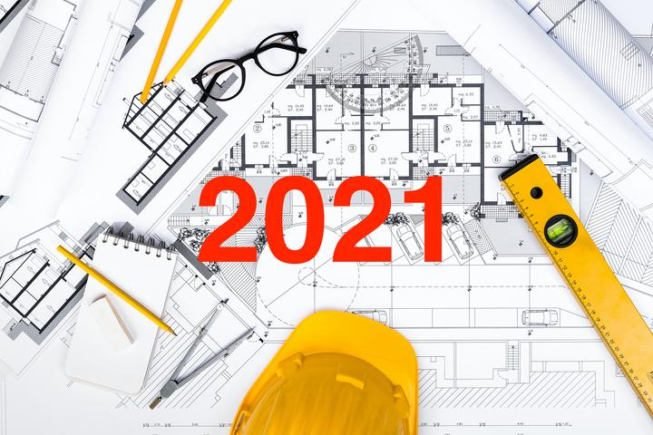 V roce 2021 začínáme stavět - Fotografie skupiny