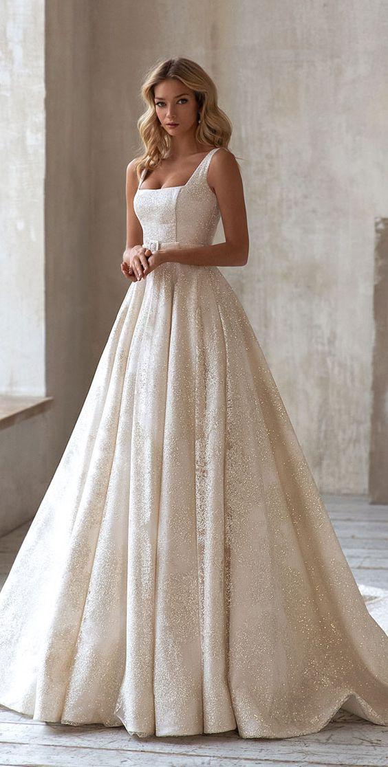 Svatební šaty s rukávy - Obrázek č. 21