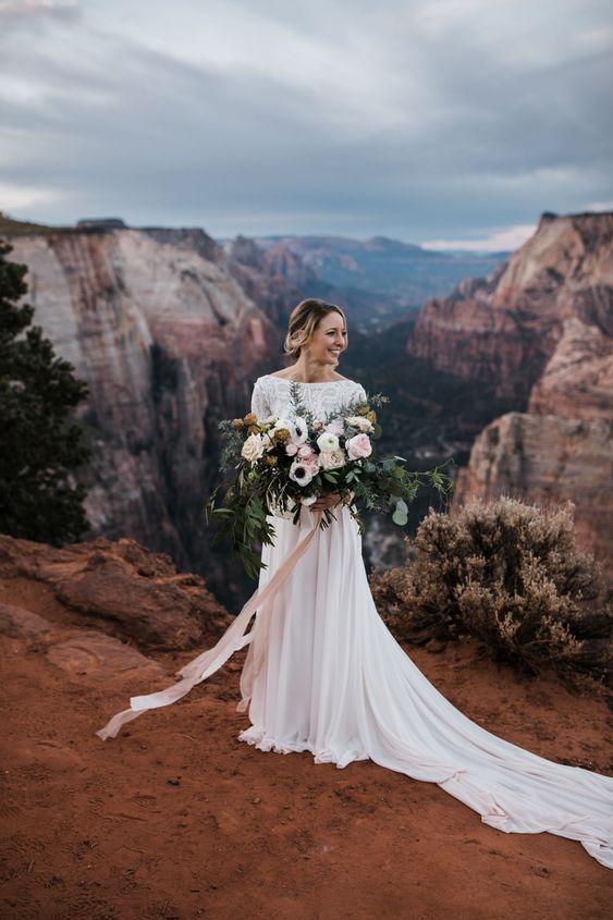 Moje vysněná přírodní svatba - Obrázek č. 65