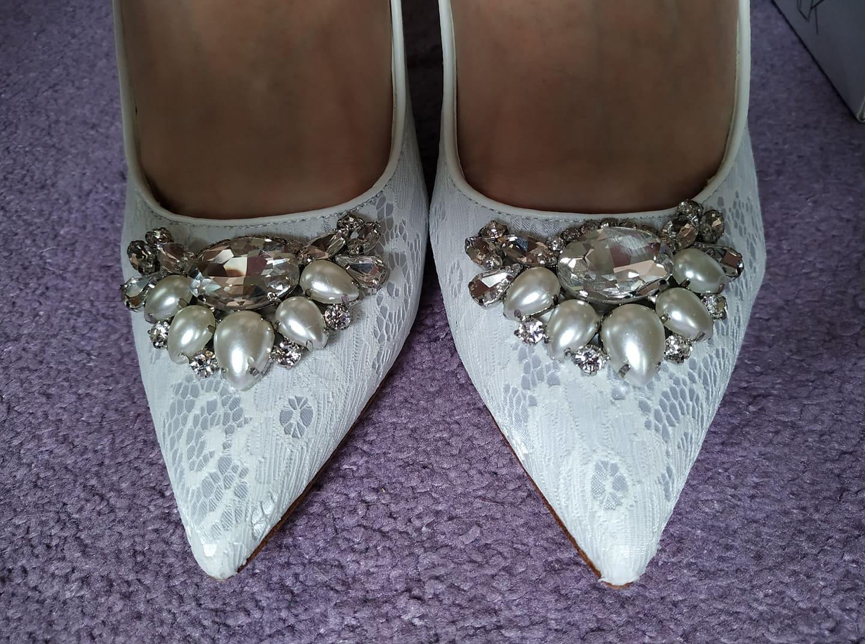 Dream come true ♥ - Vysnívané,najkrajšie svadobné topánky ♥