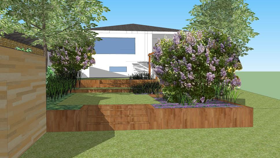 Názov stavby 3 - in da garden - Obrázok č. 6