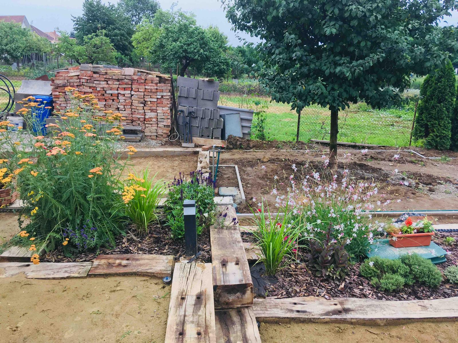 Názov stavby 3 - in da garden - v procese
