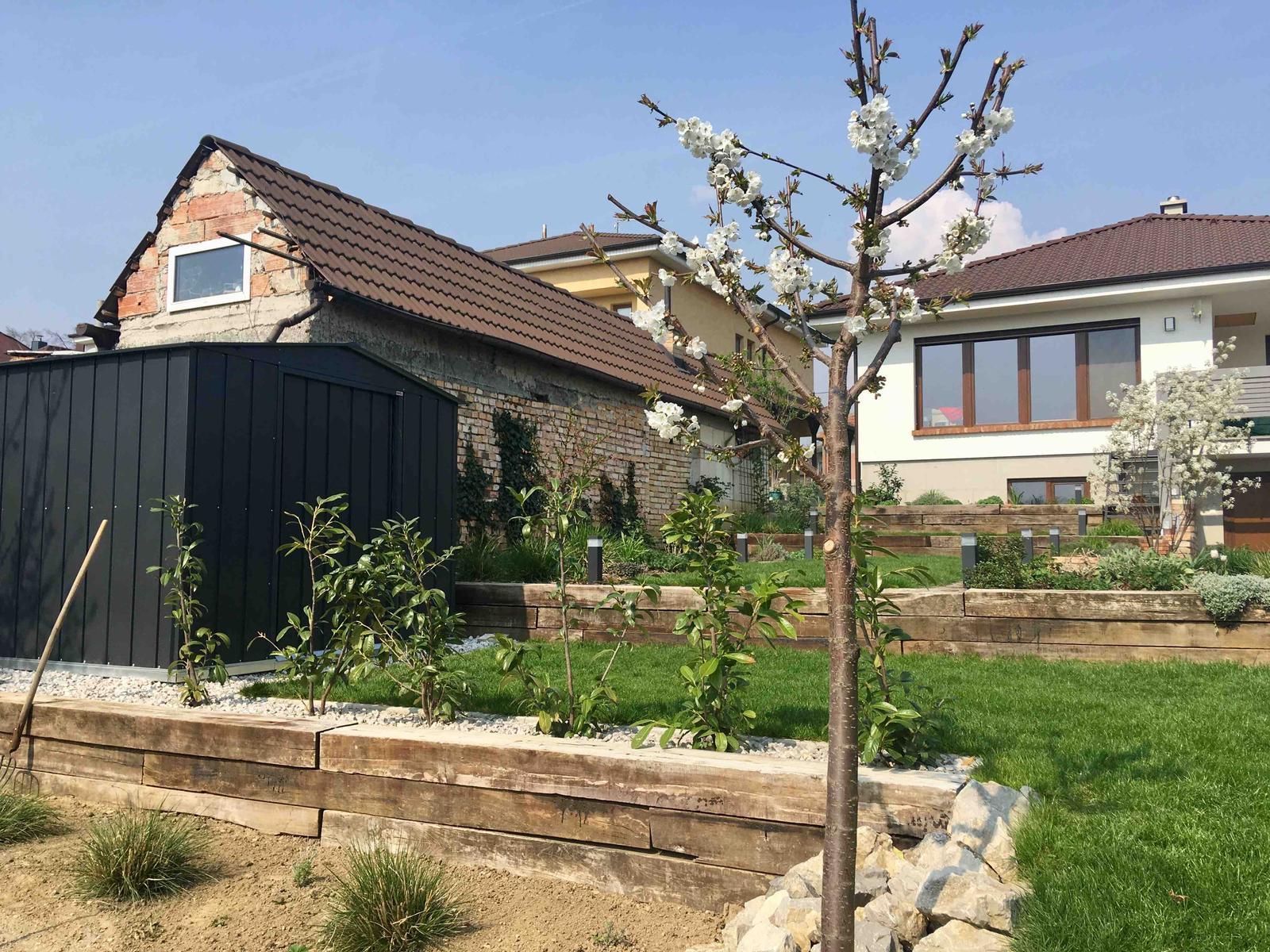Názov stavby 3 - in da garden - pribudol záhradný domec