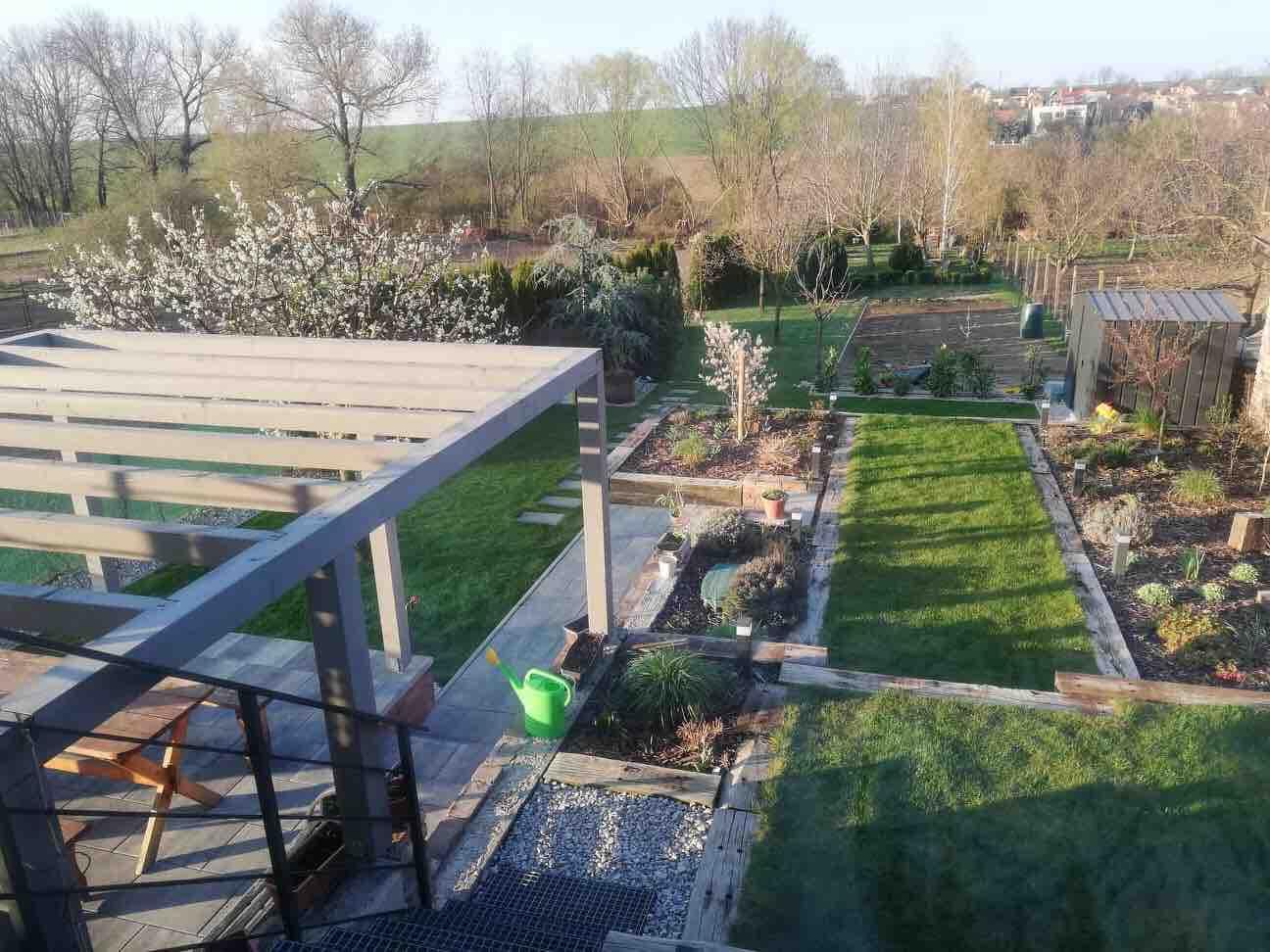 Názov stavby 3 - in da garden - Obrázok č. 148