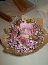kytička pre mamu, zmenšená verzia mojej