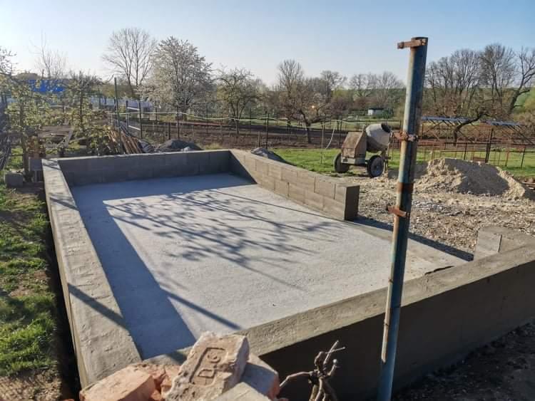 Názov stavby- Stodola - február 2021