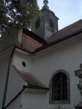 tu bude obrad...Kostol Najsvätejšej Trojice - Podhradie, Bratislava