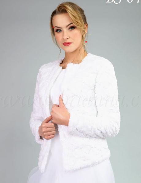 Svatební kabátek - Obrázek č. 1