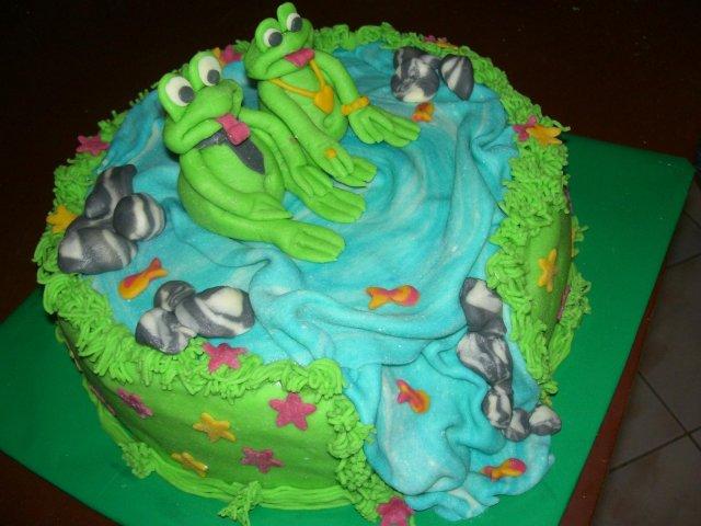 Torticky - A ešte raz žabky
