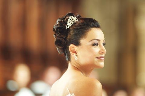 Moja fialova svadba - Tiež super úšes